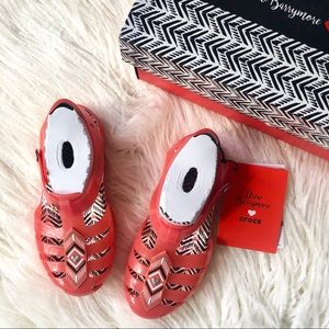 NWT Crocs Isabella by Drew Barrymore